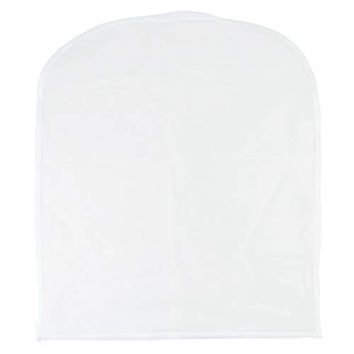 Vetbeer transparante kleding Stofhoes Stofzak Niet-geweven pak jas kleding Stofzak - Children's Modellen 45 * 60 cm Onderste Opening Zonder Rits