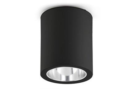 FARO BARCELONA Pot 63125 – Plafonnier, 60 W, Aluminium, Couleur Noir