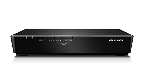 FUNAIフナイFT-4KS10テレビチューナー新4K衛星放送対応