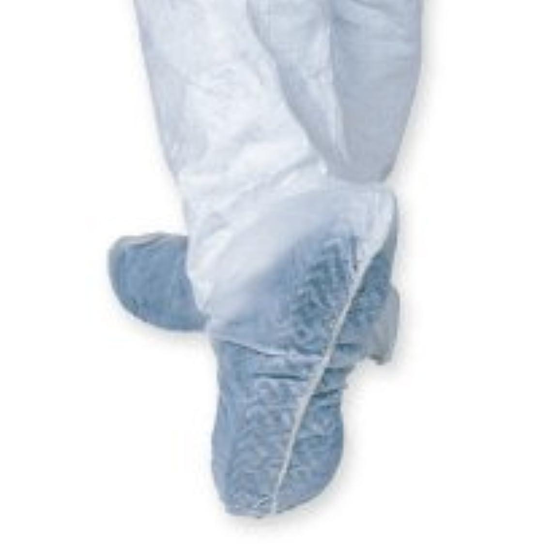 人類右許可する使い捨てシューズカバー(靴カバー)(短靴型?すべり止め)(50足入) AZ CLEAN1802