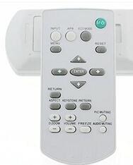Premium calidad Generic Universal Compatible proyector mando a distancia para de repuesto para proyector SONY BRAVIA marca nuevo 1año garantía por mundo de mandos a distancia
