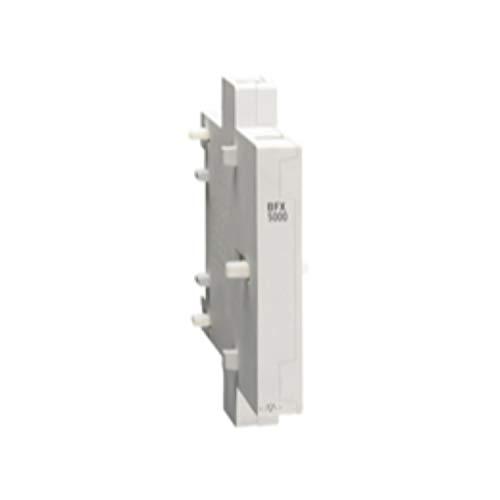 Enclavamiento mecánico lateral, serie BFX5400, potencia BF85A-BF150A, plástico, 7,6 x 11,5 x 10 centímetros, color blanco (Referencia: BFX5400)