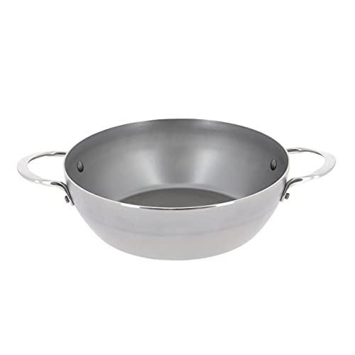 De Buyer Mineral B Round Country Chef Carbon Steel Fry Pan