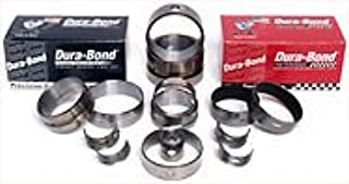 Brand new sets of Brass freeze plugs and Durabond cam bearings to Prep your Small Block Chevy 302 305 307 327 350 1964-2002 (Brass Plugs Kit)