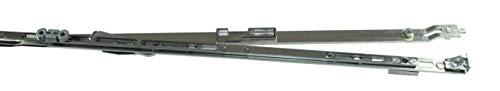 SI Siegenia Fenster Schere 7 Gr.50 FFB 801-1030 (895mm) incl. SN-TEC Montagematerial