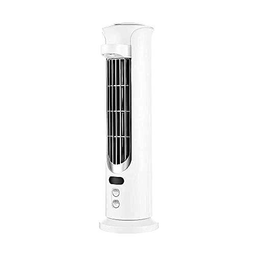 Apartamento de aire acondicionado, sin ventilador de manguera de escape / refrigerador de aire de ventilador sin tapas, aire acondicionado oscilante de 90 °, aire acondicionado móvil con 3 velocidades