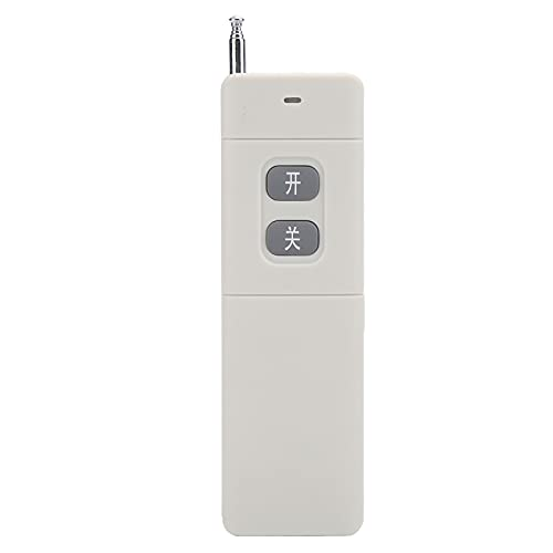 Interruptor teledirigido inalámbrico Inteligente 433MHz, transmisor de Larga Distancia de la Bomba de Agua de la Seguridad para el hogar