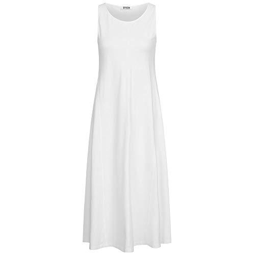 Drykorn Jersey-Kleid SORANA M weiß