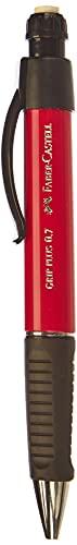 Faber-Castell 130734 - Portamina Grip Plus, tratto: 0,7 mm, colore: Mora