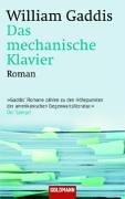 Das mechanische Klavier: Roman