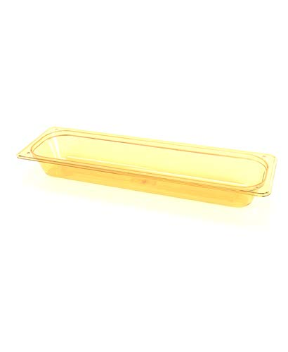 Winston PS2901 Be super welcome Cambro Genuine Pans Amber