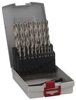Bosch 2 608 587 013 - Set de 19 brocas para metal ProBox HSS