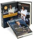 Anthony Bourdain Box 2 Book Set: Kitchen Confidential / Medium Raw