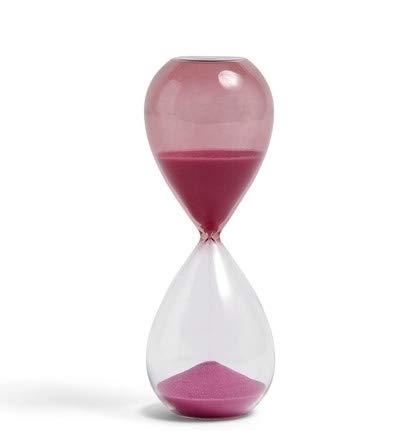 HAY - Time Sanduhr Version 2019 - pink - M (15 min)