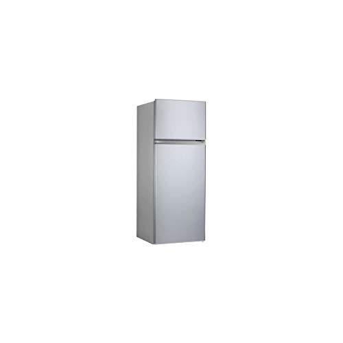 Oceanic oceaf2d207s - réfrigérateur congélateur Haut - 207 l (166 + 41 l) - Froid Statique - l 55 x h 143 cm - Blanc