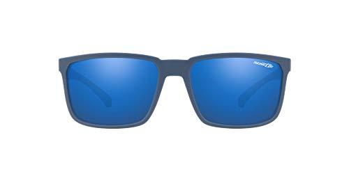 Arnette 0AN4251 Gafas de sol, Matte Blue, 58 para Hombre