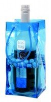 Ice-Bag® Blue - Weinkühler - Sektkühler - Flaschenkühler - 0,5 mm