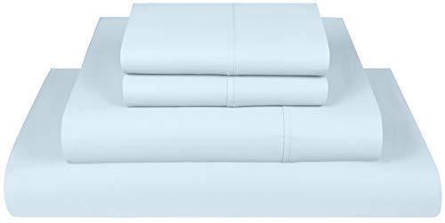 Threadmill Home Linen 800 Thread Count Queen Size Sheets Set - 100% Extra-Long Staple Cotton Sheets...