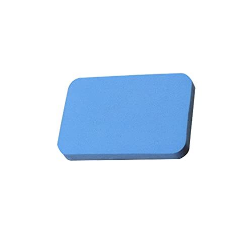 Limpiador de paleta de tenis de mesa, esponja de limpieza de goma de tenis de mesa, accesorio de cuidado de raqueta de tenis de mesa