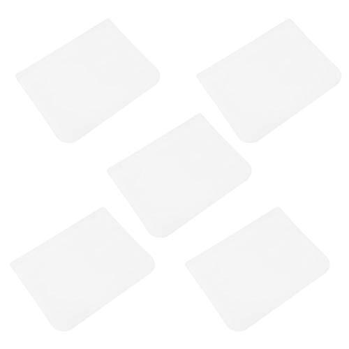 Omabeta Bolsa de Comida para congelador a Prueba de Fugas Bolsa hermética Ambiental 5PCS para Frutas(Medium)