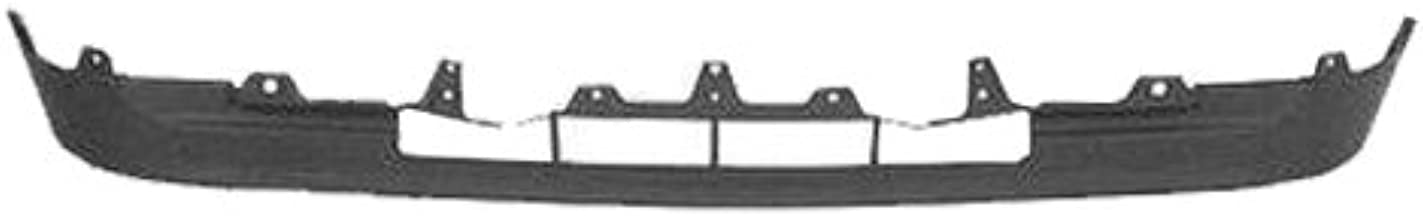OE Replacement Ford Excursion/Super Duty Front Bumper Valance (Partslink Number FO1095203)