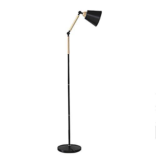 Soggiorno, hotel, camera da letto, lampada da terra -Fafz moderno minimalista lampada da terra soggiorno creativo lampada da pesca interruttore a pedale alto 160 cm Augenschutz
