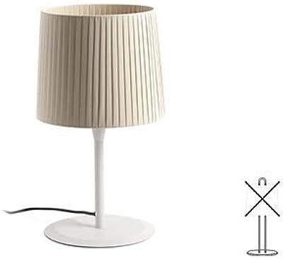 TangMengYun Lámpara de mesa de bambú minimalista moderna, lámpara ...