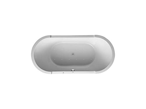 Why Choose Duravit bathtub Starck freestanding hydromassage bathtub 760012