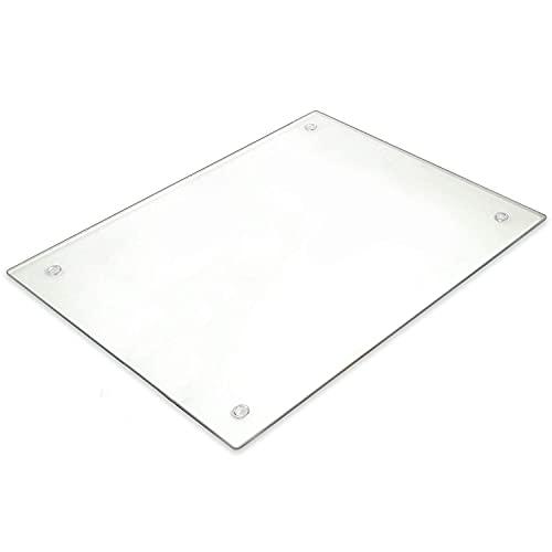 8-Light in the Dark Glass Cutting Board