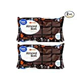 Great Value Chocolate Almond Bark, 24 ounce (2 Pack)