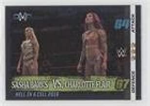 Charlotte; Sasha Banks (Trading Card) 2017 Topps WWE Slam Attax 10th Edition - [Base] #61