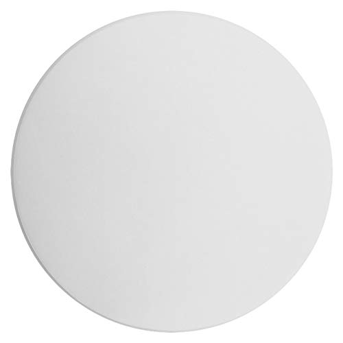 Baking Parchment Circles, Set of 100, 9 Inch Non Stick Round Parchment Paper for Springform Cake Tin, Toaster Oven, Microwave and so on