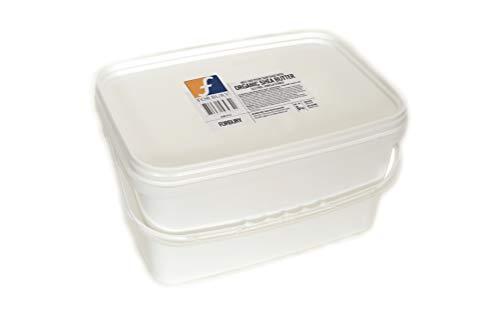 6kg Glycerinseife mit Bio-Sheabutter, Rohseife Seifenbasis (SLS-frei), Organic Shea Butter Forbury Melt and Pour soap base