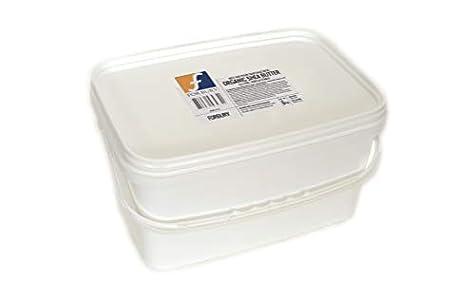 6kg Base de jabón de manteca de karité orgánica, Derretir y verter (organic shea butter) sin SLS, 1kg Soap Base melt and pour Forbury