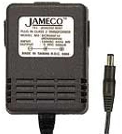 Jameco Valuepro DDU120050F0981 AC-to-DC Regulated Linear Wall