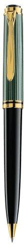 ペリカンボールペン油性緑縞K800正規輸入品