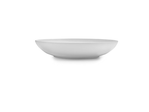 Mikasa Delray Bone China Pasta Bowl, 9-Inch, Set Of 4, White - 5191829