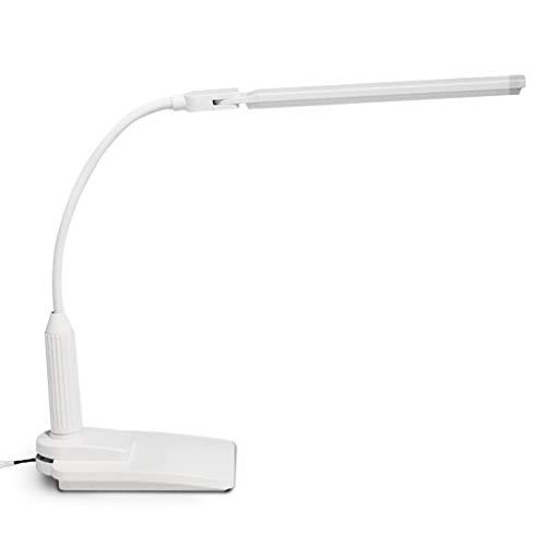 Lampe de bureau USB Port de charge Œil Étude bienveillante LED Lampe de table réglable Dimmable Enfants Travail Lampes De Lecture Touch Control