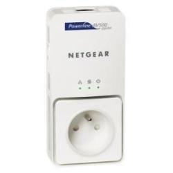 NETGEAR Powerline XAV5501 AV+ 500 Netzwerkadapter (Netzwerk aus der Steckdose)