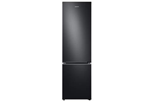 Samsung Electrodomésticos RB38T705CB1/EF nevera combinada RB7300T, 385 L, negro mate