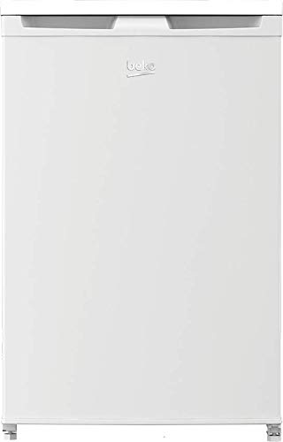 Beko TSE1424N Tischkühlschrank/abnehmbare Arbeitsplatte/unterbaufähig/37 dB/HxBxT: 84x54,5x60 cm