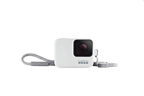 【国内正規品】GoPro(ゴープロ) スリーブ + ランヤード ホワイト ACSST-002