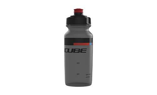 Cube Teamline Fahrrad Trinkflasche 0,5l schwarz/rot