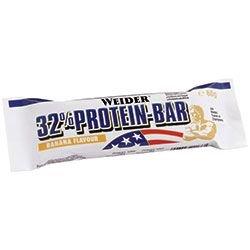 Weider Proteinriegel 32% Protein bar, Erdbeere, 60 g