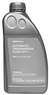 BMW 83-22-2-220-442 Transmission Fluid (ATF LT 71141-1L:832514)