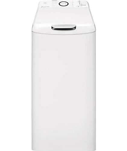 Lavadora de carga superior BRANDT BT8552BP A+++, blanca, 5.5kgs,1200rpm