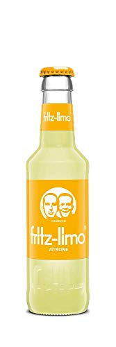 fritz-limo zitrone 12x 0,2 Liter inkl. Pfand