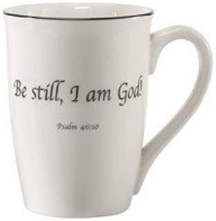 Be still, I am God Mugs