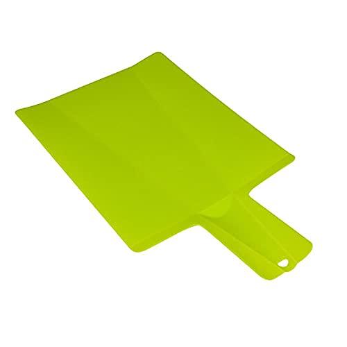 Tabla de cortar plegable multifunción para el hogar Tabla de cortar agua antideslizante cocina tabla vegetal herramienta de carne - 1