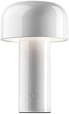 kally Round Hat Design Desk Lamp Table Lamp Bedside Decorative Desk Lamp For Bedroom Girls Guest Room Living Room